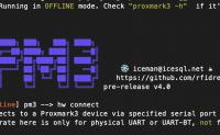 Promark3 原版固件使用指南